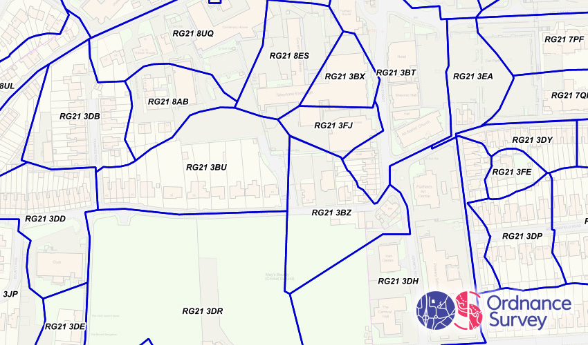 Postcode Boundaries