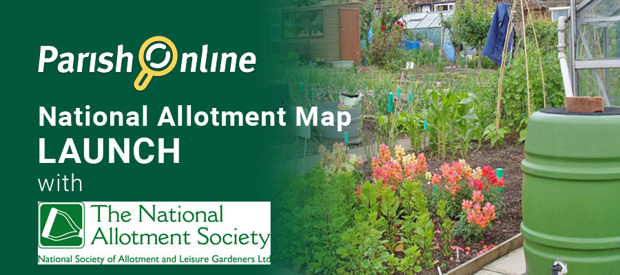 Local Councils collaborate to create the National Allotment Map